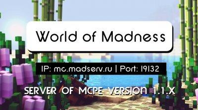 World of Madness