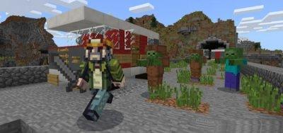 Мод A Proper Apocalypse для MCPE 1.2