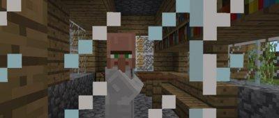Мод Защитник деревни для Minecraft 1.2