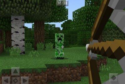 Мод на Зум для оружия Minecraft 1.3