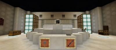 Карта Доктор Кто для MCPE 1.3