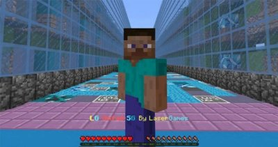 Карта LG UnfairSG для Minecraft 1.3