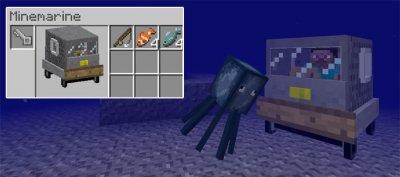 Мод на технику для Minecraft PE 1.4
