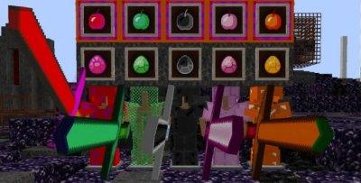 Моды на Лаки Блоки в Майнкрафт ПЕ