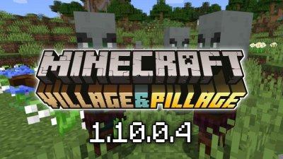 Скачать Minecraft PE 1.10.0.4 Бесплатно