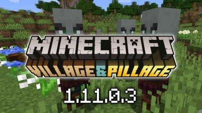 Скачать Minecraft PE 1.11.0.3 Бесплатно