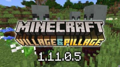 Скачать Minecraft PE 1.11.0.5 Бесплатно