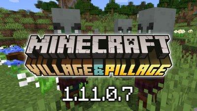 Скачать Minecraft PE 1.11.0.7 Бесплатно