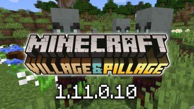 Скачать Minecraft PE 1.11.0.10 Бесплатно